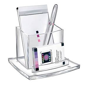 Portapenne Acrylight by Cep acrilico trasparente