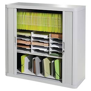 PAPERFLOW CUPBOARD DOOR GREY