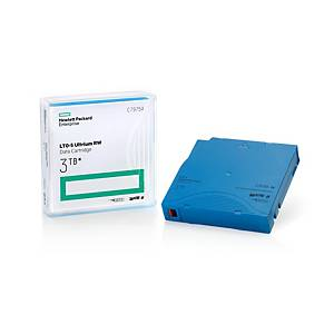 Cartucho HP LTO 5 Ultrium RW - C7975A - 1500/300 GB