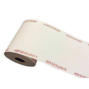PK5 THERMO ROLL NO RECEIPT 57X12X25MM