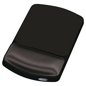 Tapis de souris réglable en hauteur Fellowes Premium Gel (9374001), noir