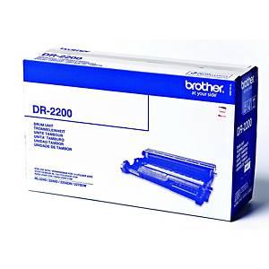BROTHER Trommel für Laserdrucker DR2200 schwarz