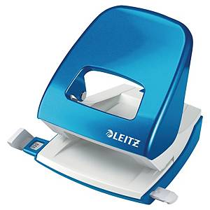 Leitz WOW 2hole punch -blue