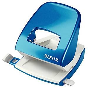 Perforatrice Leitz New NeXXt WOW 5008, 2 trous, bleue, 30 feuilles
