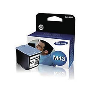 삼성 INK-M43 잉크젯 카트리지 검정