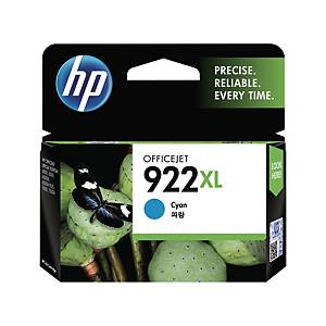 HP CN027AA 잉크젯 카트리지 파랑
