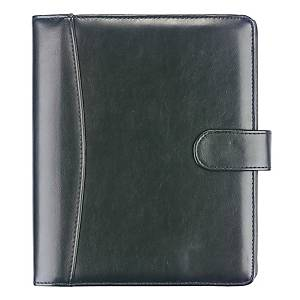 MAGNUM PERSO DIARY A5 LTH BLK SK