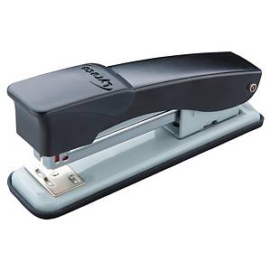 Lyreco Metal Stapler Half-Strip No.26/6 Black/Silver