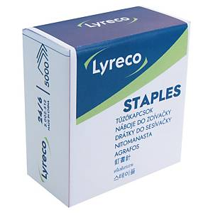 Lyreco Staples No.24/6 - Pack Of 5000