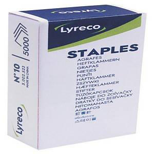 BX5000 LYRECO STAPLES N°10