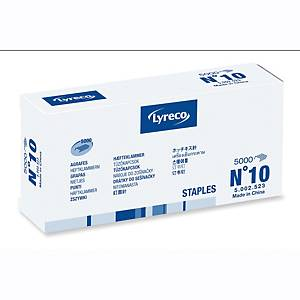 ลีเรคโก ลวดเย็บกระดาษ 10-5M 5000 ลวด/กล่อง