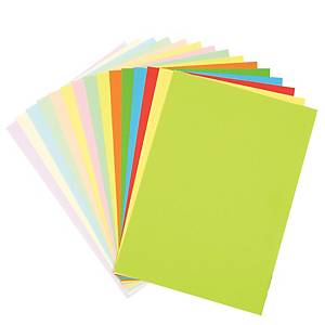 Lemon Colour A4 Paper 80gsm - Pack of 450 Sheets