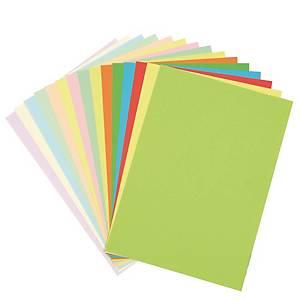 Lagoon Colour A4 Paper 80gsm - Pack of 450 Sheets