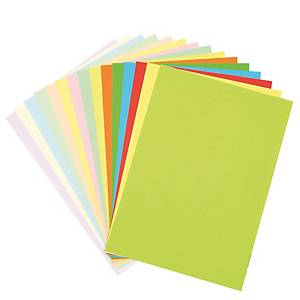Yellow Colour A4 Paper 80g - Pack of 450 Sheets