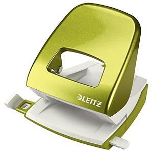 Leitz New Nexxt WOW 5008 perforator, 2-gaats, groen, 30 vel