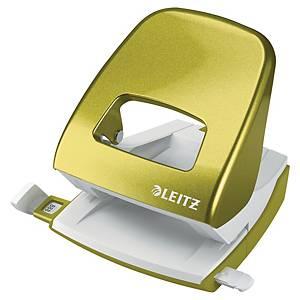 Hullemaskin Leitz 5008 NeXXt 2-hull grønn