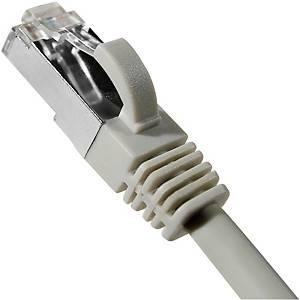Câble réseau MCAD RJ45/FTP, CAT6, 3 mètres