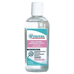 Gel mains hydro-alcoolique Wyritol - Le flacon de 100 ml