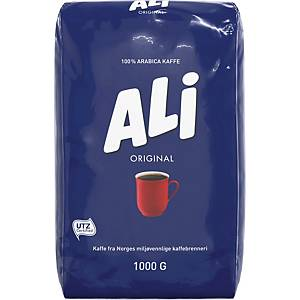 ALI COFFEE FINELY GRINDED 600 gr.