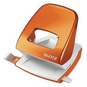 LEITZ เครื่องเจาะกระดาษ NEXXT SERIES WOW ส้ม