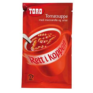 Tomatsuppe Cup à Soup med mozzarella, pakke à 20 stk.
