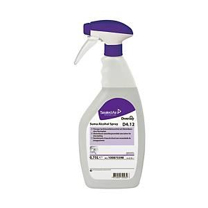 Suma QuicStückan D4.12 Reinigungs- und Desinfektionsmittel 750 ml