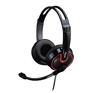ACTTO BKS-34 HEADSET BLACK/ROSR