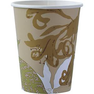 PK50 DUNI BIODEGRADABLE CUP 35CL