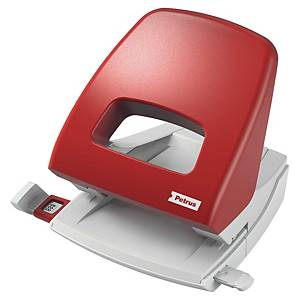 PETRUS 85 2HOLE PUNCH 25SHT RED