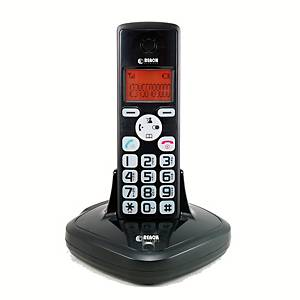 REACH โทรศัพท์ไร้สายพกพา CL-3353IDM สีดำ