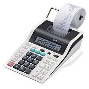 Citizen CX32N rekenmachine met printer en telrol, 12 cijfers
