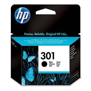 HP inkoustová kazeta 301 (CH561EE), černá