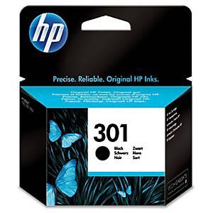 HP CH561EE ink cartridge nr.301 black [3ml]
