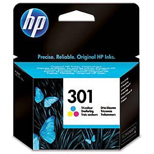 Cartouche d encre HP 301 - CH562EE - 3 couleurs