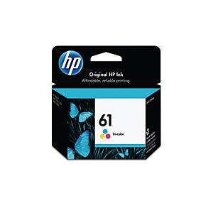 HP CH562WA ORIGINAL INKJET CARTRIDGE - TRI COLOUR