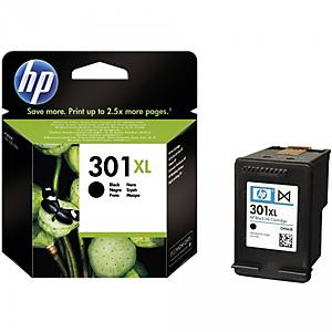 HP 301XL (CH563EE) inkt cartridge, zwart