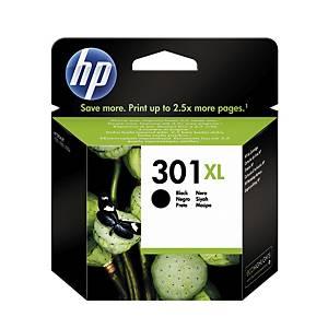 Tintenpatrone HP No.301XL CH563EE, 480 Seiten, schwarz