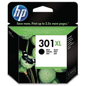 Blækpatron HP 301XL CH563E, 480 sider, sort