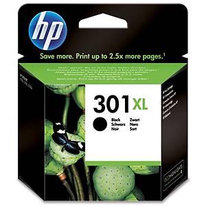 HP 301XL CH563EE mustesuihkupatruuna musta