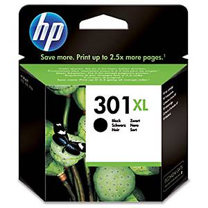 HP CH563EE ink cartridge nr.301XL black [8ml]