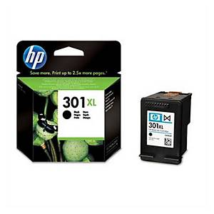 Cartuccia inkjet HP CH563EE 301XL 480 pag nero
