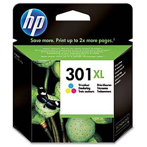 HP CH564EE ink cartridge nr.301XL color [6ml]