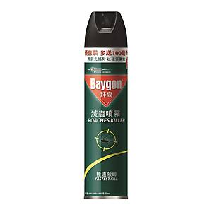 Baygon Roaches Killer (low Voc) 600ml