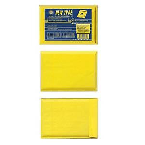PS SUN Bubblepack Envelope KA Karft Size 130 X 190mm Brown