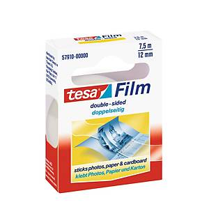 TESA 57910 ECO DBLE-SIDED TAPE 7.5MX12MM