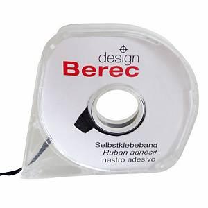 Bande autocollante pour plannings Berec, 3 mmx8 m, noir
