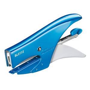Cucitrice a pinza Leitz Wow 5547 azzurro fino a 15 fogli