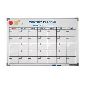 Writebest Monthly Planner 92 X 122cm