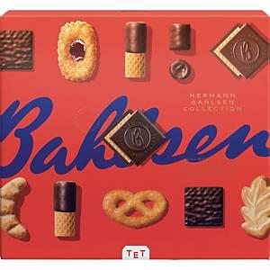 Gebäck Bahlsen 24490 Selection, Serviereinheit mit 500g
