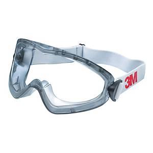 Maschera di protezione 3M 2890S lente trasparente